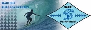 Eddie Ogata Maui Surf Boy