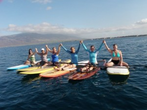 FREE Women's Stand Up Paddling Clinic on Maui with Suzie Cooney and Friends
