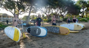 Maui SUP Clinic Aug 2010 Suzie Coon</a><span style=