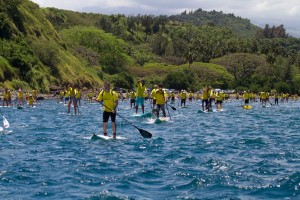 Downwind Stand Up Paddling Maui's Maliko Gulch:Safety First Know Before you Go