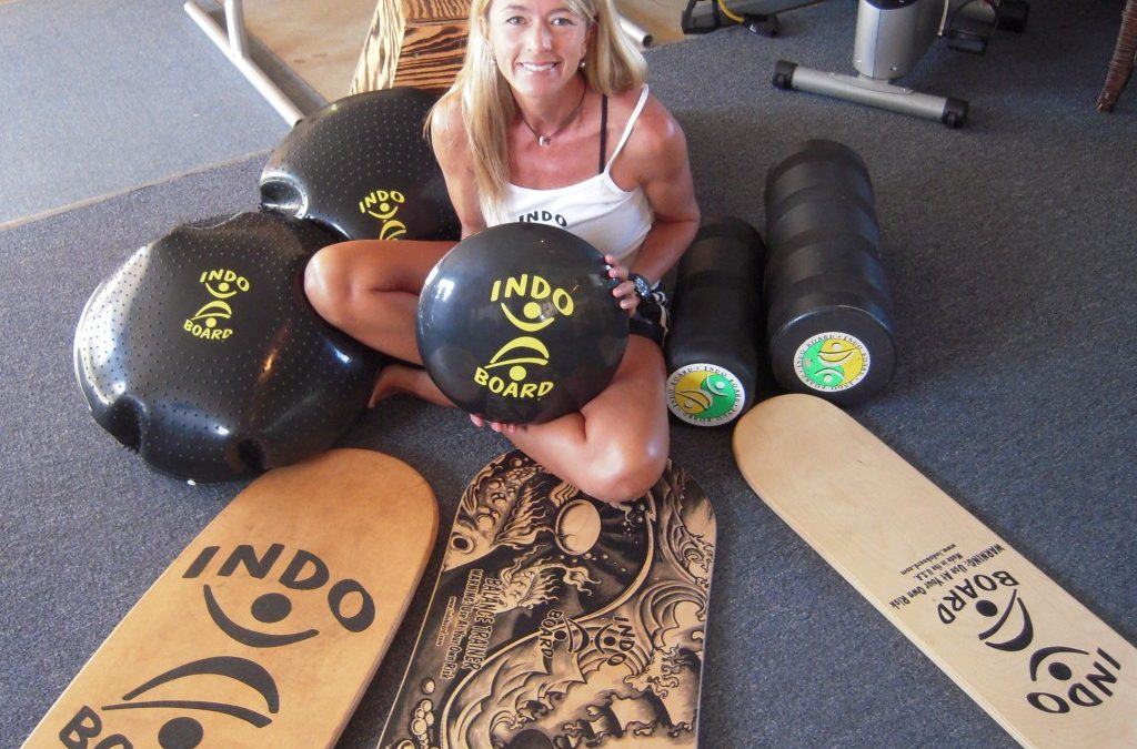 INDO Board Gear for All of My Client's Training Needs