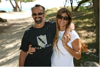 SEA Paddle NYC: Donna and Mark Raaphorst from Maui Seek Our Support