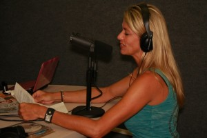 Shred to Shed with Stand Up Paddling Lose Weight Now by Suzie Cooney Radio Segment