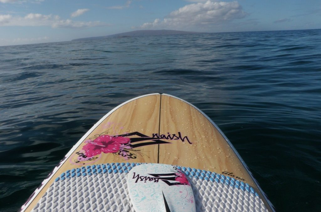 Naish Captures The SUP World with Two New Boards That Perform and Please the Ladies: The Alana Series