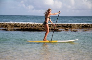 Press Release: MAUI, HI: Women's Luxury SUP Adventure with Suzie Cooney at Lumeria Maui