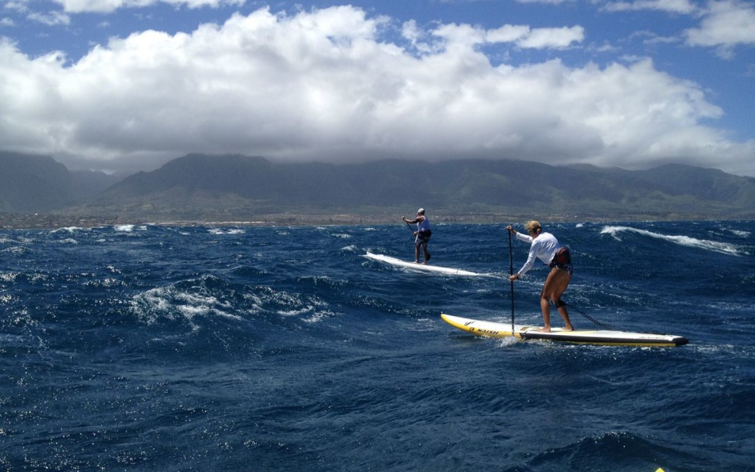 Open Ocean Endurance Radio Segment with Suzie Cooney