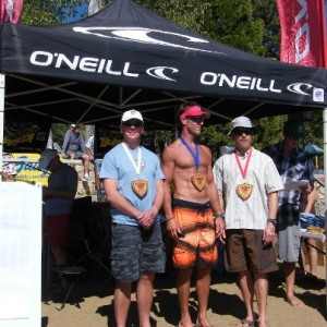 Nevada SUP Paddler Scott Boyles checking in with a Big Win and Big Stoke