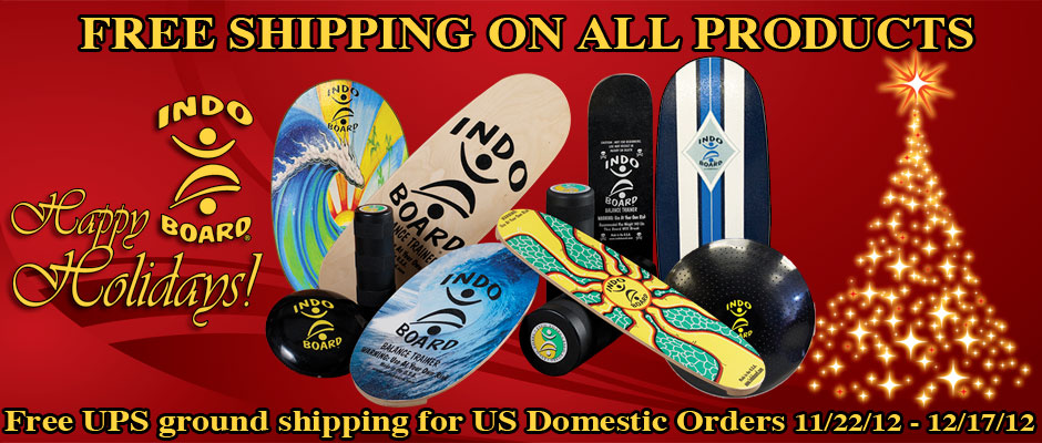 FREE Shipping on Indo Board Balance Gear Up Your SUP Performance