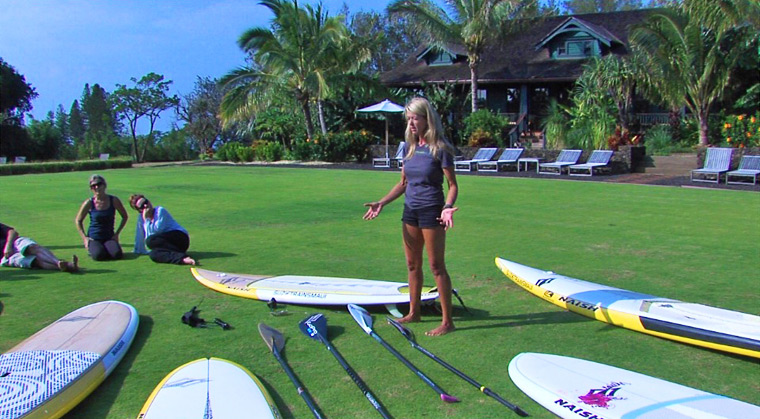 SUP Pro Talk Workshop Benefits Paddlers While Supporting Mental Illness Campaign