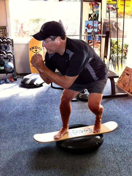 Brian Coppedge's Downwind SUP Training and Fitness Blog Entry Two