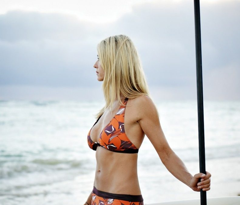 A Simple Exercise For Amazing Looking Abs with Suzie Cooney