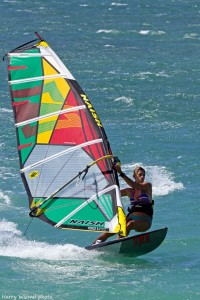 Fitness Tips for Wavesailing and Windsurfing