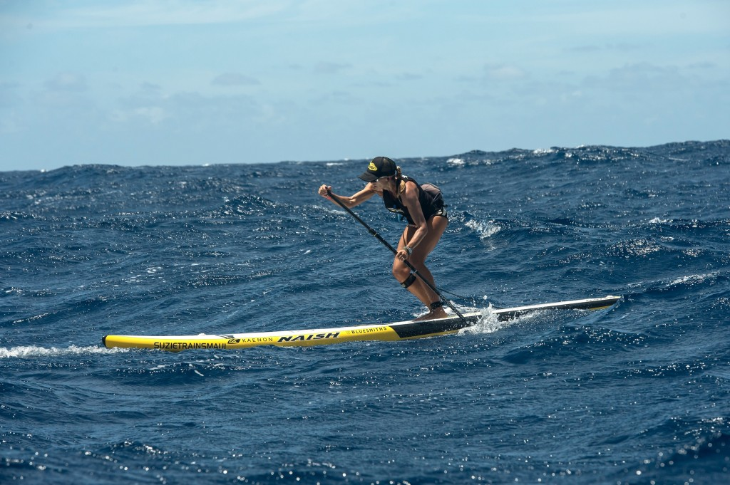 Suzie Cooney Maui Paddle Board Championships 2013