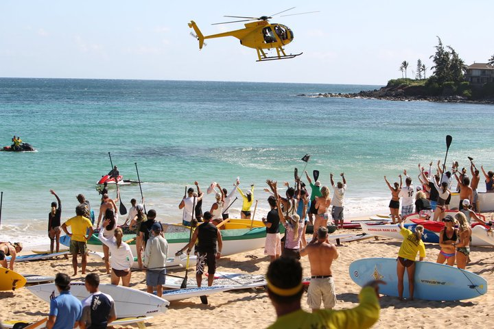 OluKai Ho'olaule'a Fun Paddle 2014 A Great Success
