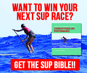 Win Your Next SUP Race