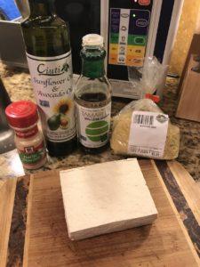 protein tofu