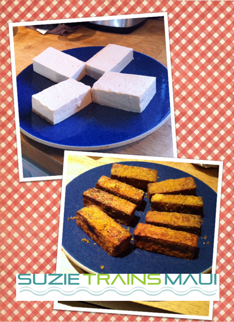 Protein Solution: Simple Delicious Baked Tofu