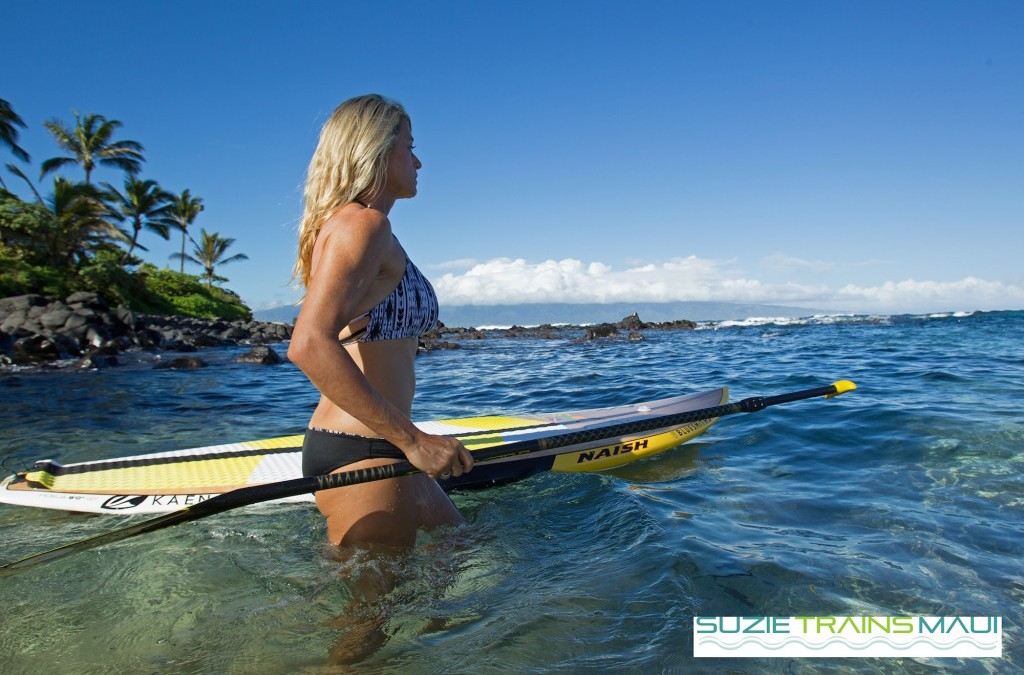 SUP On Maui: Respecting the Power of the Ocean