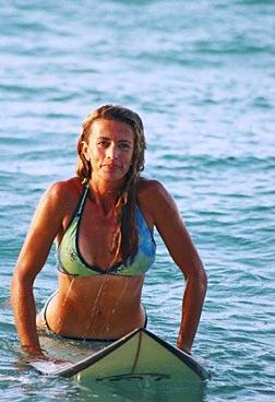 Suzie Cooney bikini model Maui big