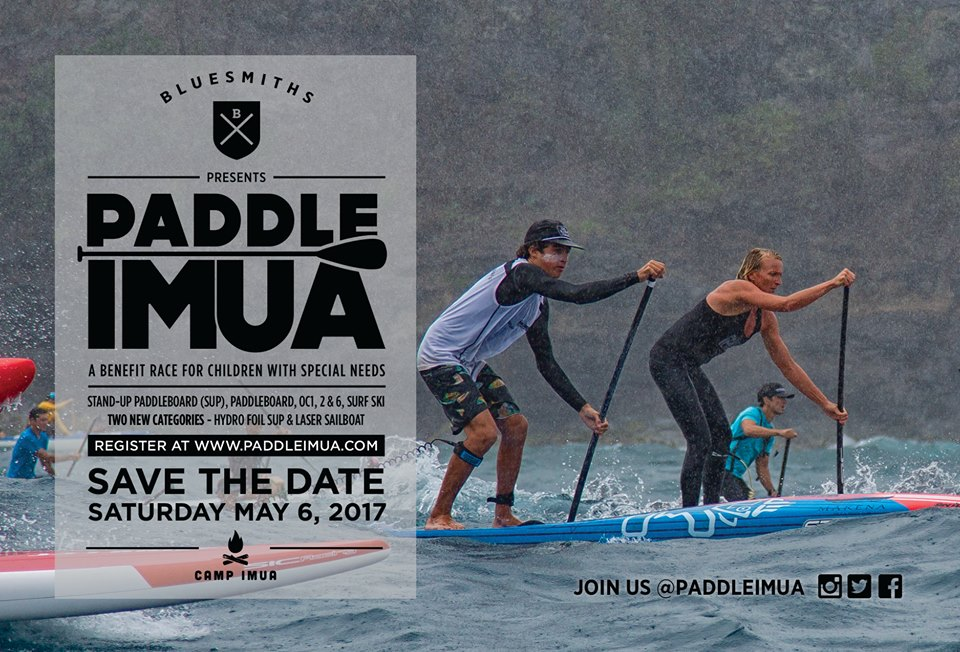 Paddle IMUA 2017