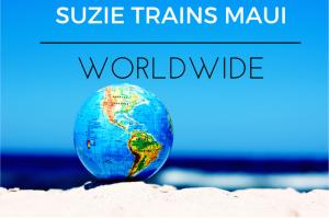 SUZIE TRAINS MAUI WORLDWIDE
