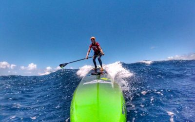 Maui Maliko Run Summer Downwind Fun with Suzie Cooney