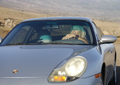 Suzie Cooney Porsche 911 All Rights Reserved 2014