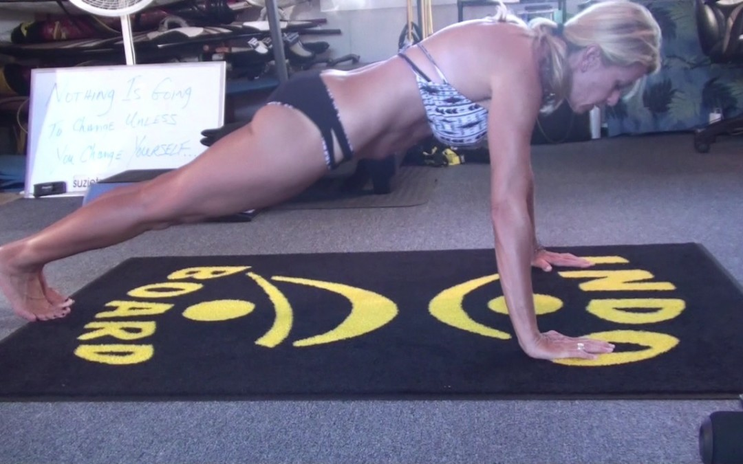 Why Pushups Are Good for You
