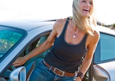 Suzie Cooney Porsche 911SC Maui 1