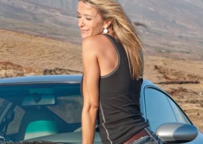 Suzie Cooney Porsche 911SC Maui
