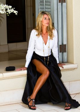 Suzie Cooney Fashion Maui Four Seasons Resort Maui