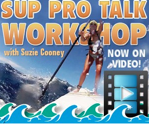 SUP Pro Talk Suzie Cooney