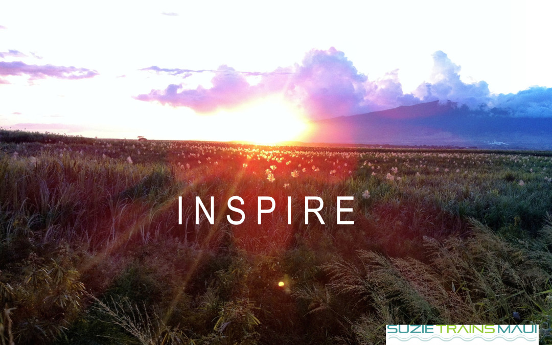 The Most Important Word of the New Year 2015 is Inspire