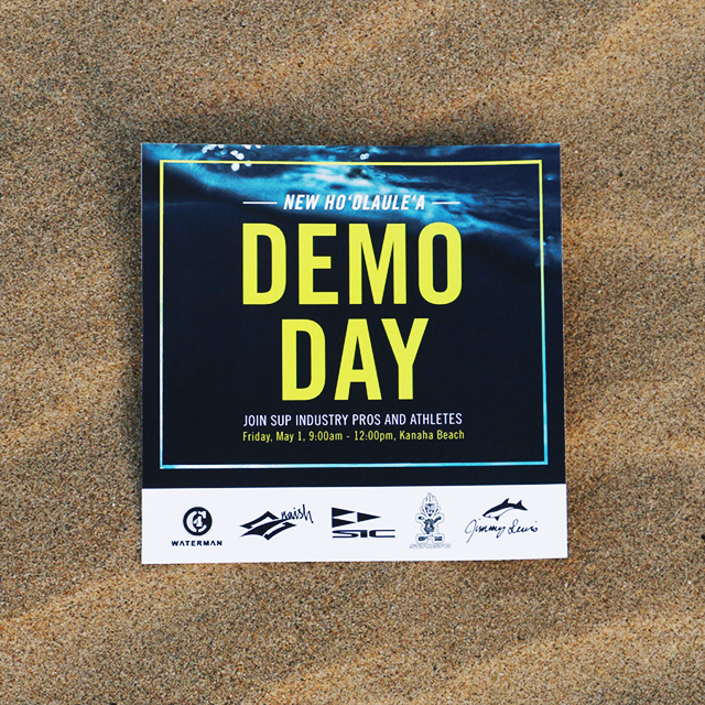 Meet and Learn From the Pros OluKai Demo Day