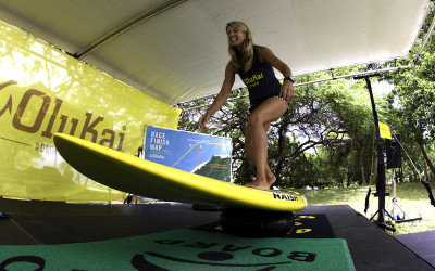 OluKai Demo Day Training Session Video with Suzie Cooney