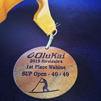 OluKai 7th Annual Ho'olaule'a SUP Race Results 2015