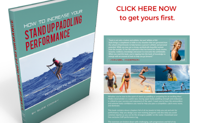 Suzie Cooney Stand Up Paddling Performance Book Releasing Soon
