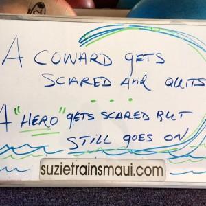 Suzie Trains Maui Inspire