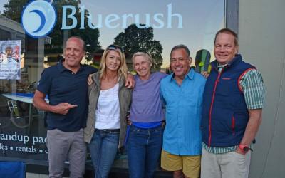 Sausalito Book Signing A Sweeping SUP Success