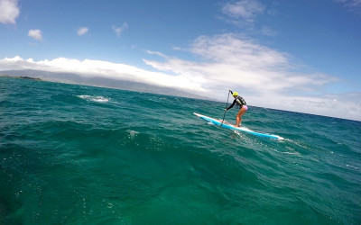 Five Quick Training Tips For All Levels of Stand Up Paddlers