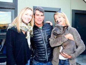 Tara, Travis, Chicken Suzie copy