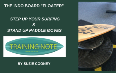 "Indo Board Training Video "" The Floater""  by Suzie Cooney"
