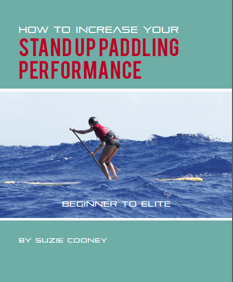 Distressed Mullet: Book Review How to Increase Your Standup Paddling Peformance Beginner to Elite