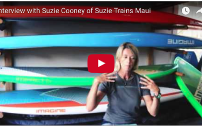 Distressed Mullet Video Interview with Suzie Cooney