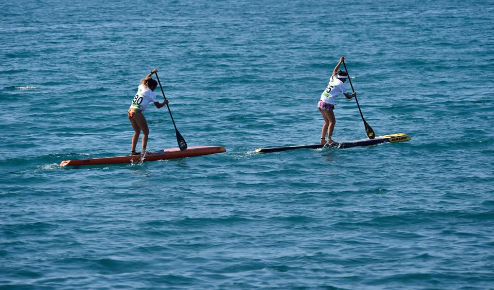 The Most Important Training Component to Win Your Next SUP Race