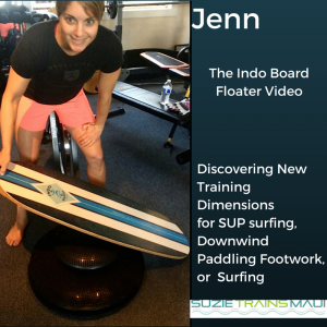 Indo Board SUP Surfing