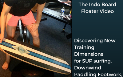 Training Video to Dominate SUP Surfing and Downwind Performance by Suzie Cooney