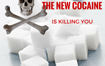 Sugar is the New Cocaine and It's Killing You