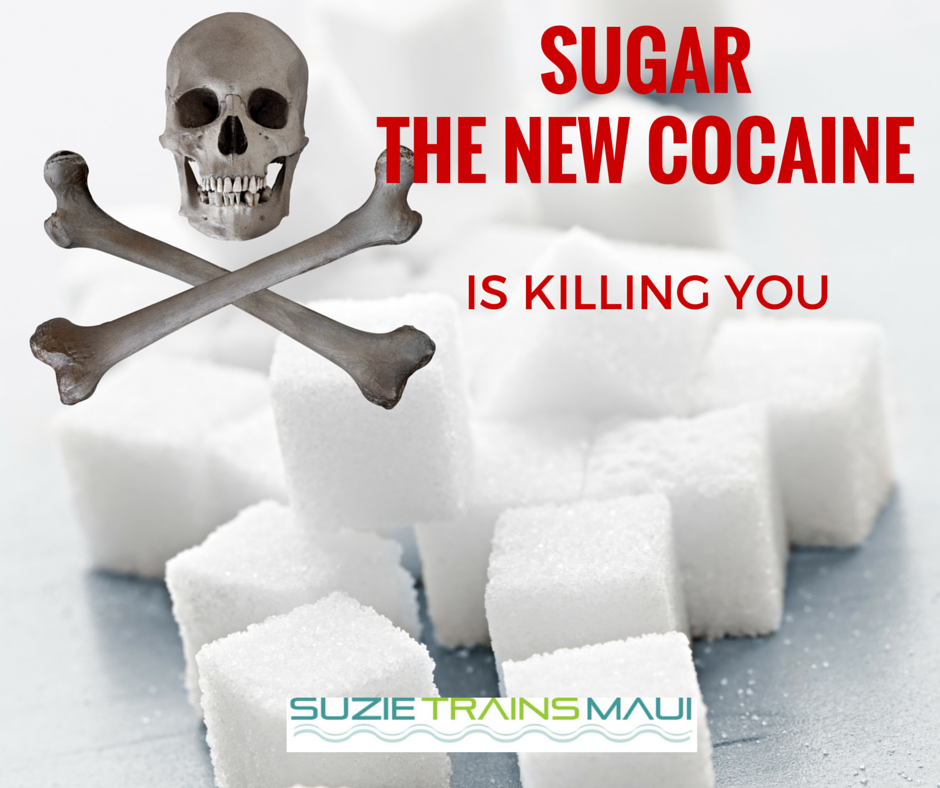 SUGAR IS KILLING YOU