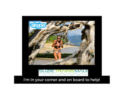 Suzie Cooney SKYPE SUP Coaching